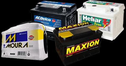 Baterias Automotiva 60 Amperes na Dona Clara - Loja de Bateria Automotiva