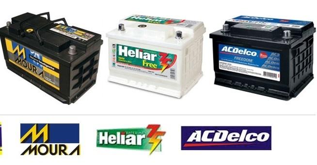 Carregador de Bateria Automotiva Preço Conjunto Califórnia Dois - Loja de Bateria Automotiva