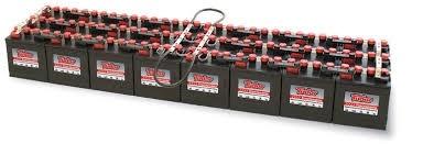 Empresa para Bateria Tracionária Jaqueline - Baterias Tracionárias em Mg