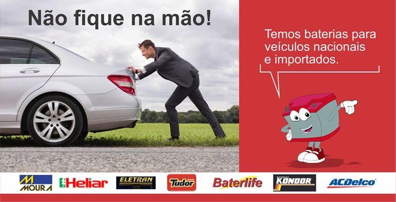 Guilherminho baterias - Baterias Tracionarias