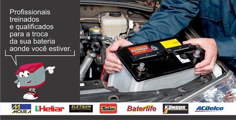 Guilherminho Baterias - Venda de Baterias