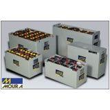 Distribuidores de bateria tracionária Itatiaia