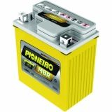Fornecedor de bateria para motos Santo André