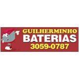 Lojas de bateria automotiva Palmeiras
