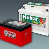 Orçamento para bateria automotiva 60 amperes Sarandí