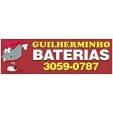 Orçamento para fornecedor de bateria automotiva Jardim Guanabara