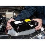 Orçamento para venda de bateria automotiva na Funcionários